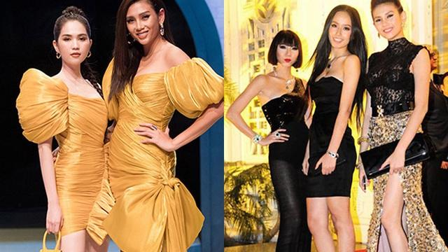 """Nữ siêu mẫu """"dìm hàng"""" 7 hoa hậu đình đám của Việt Nam"""
