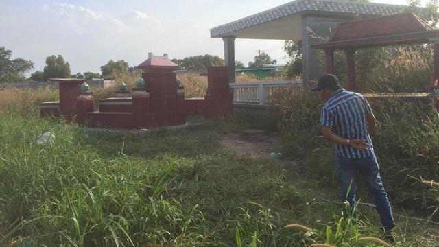 Thông tin bất ngờ vụ nhiều đoạn xương người bị đốt cháy trong nghĩa địa ở Sài Gòn