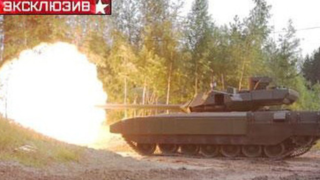 """Chuyên gia Nga: Tung clip gây tranh cãi, Mỹ đang dùng cách """"rẻ tiền"""" để chế nhạo xe tăng Nga"""