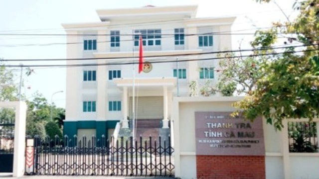 Nguyên Phó Chánh Văn phòng Thanh tra tỉnh Cà Mau làm lộ bí mật công tác