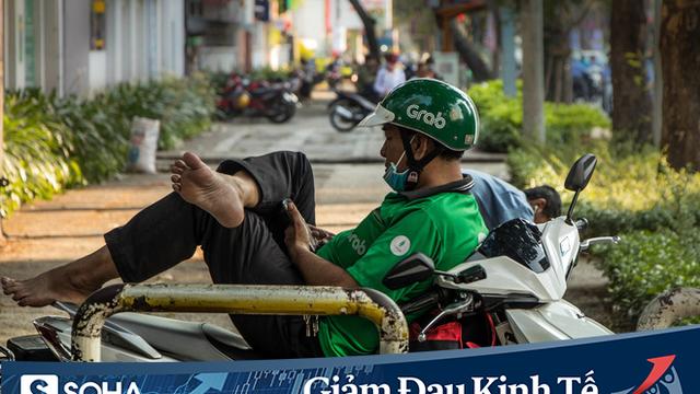 """GrabBike tại Hà Nội chính thức """"nghỉ dịch"""" sau GrabCar vì ảnh hưởng Covid-19"""