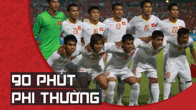 """Nhạc trưởng bị lãng quên và """"cú bước hụt"""" lịch sử của U23 Việt Nam"""