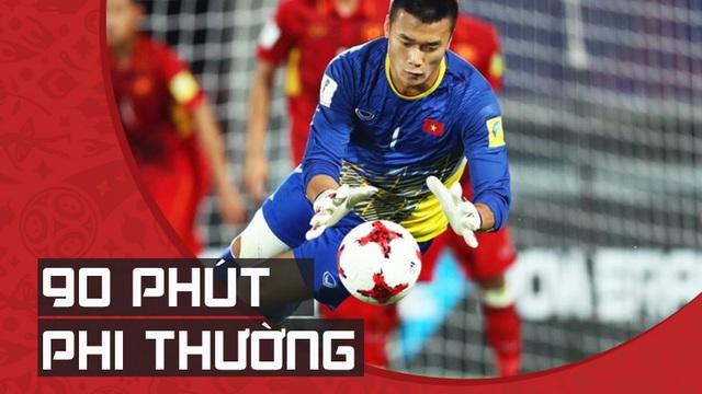 90 phút phi thường của Bùi Tiến Dũng giúp U20 Việt Nam làm nên lịch sử tại World Cup