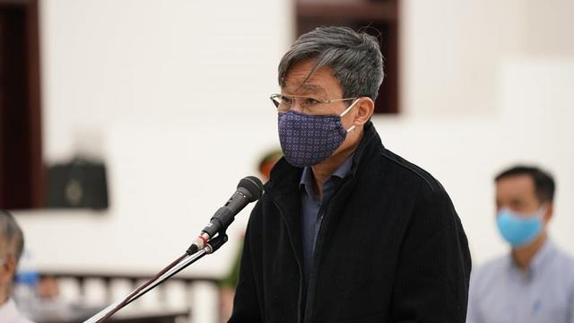 Cựu Bộ trưởng Nguyễn Bắc Son bị đề nghị y án tù chung thân