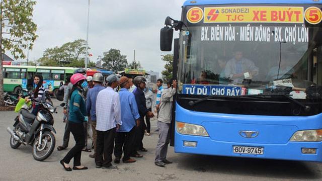 TP HCM cho một tuyến xe buýt được hoạt động trở lại vào ngày mai