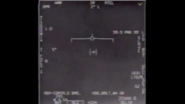 Lầu Năm Góc chính thức công bố video về UFO