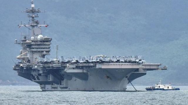 Viết thư kêu cứu giữa dịch Covid-19, Thuyền trưởng tàu sân bay Mỹ mất việc