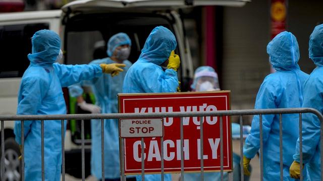 Việt Nam ghi nhận thêm 17 trường hợp mắc Covid-19 mới đều được cách ly ngay khi nhập cảnh