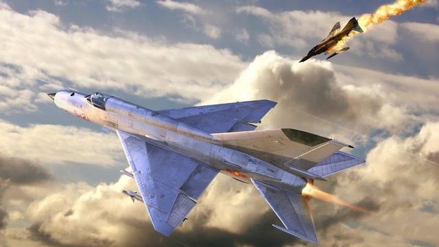 Sốc với dàn tiêm kích MiG tung hoành ở đơn vị siêu bí mật của Không quân Mỹ
