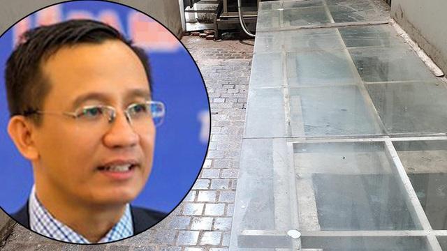 Vợ TS Bùi Quang Tín: Trước khi gặp nạn, ông Tín nói đi bàn việc với một hiệu phó