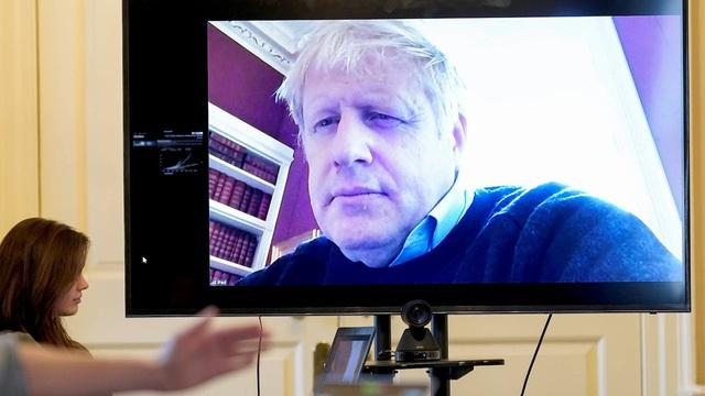 """Sức khỏe của Thủ tướng Anh """"đã ổn định""""; Anh từ chối lời đề nghị hỗ trợ điều trị cho ông Johnson của TT Trump"""
