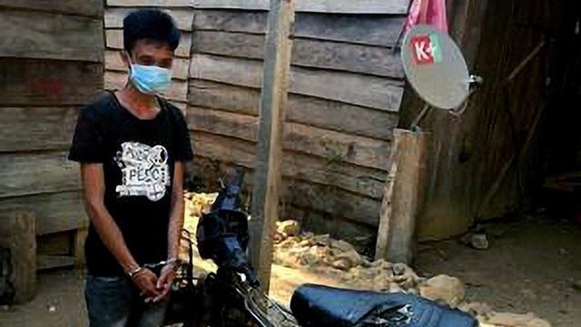 Kẻ nghiện mới ra tù gây liên tiếp 6 vụ trộm xe máy