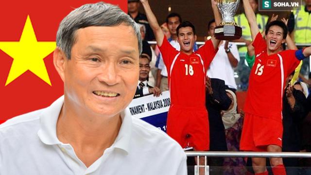 """HLV Mai Đức Chung """"mát tay"""", U22 Việt Nam vô địch giải đấu quốc tế lâu đời nhất châu Á"""