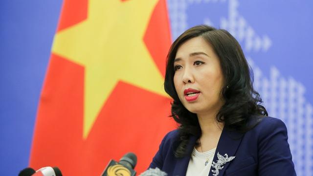 Việt Nam lên tiếng về thông tin Trung Quốc chuẩn bị đưa thủy phi cơ cỡ lớn ra Biển Đông