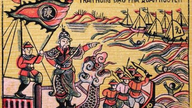 Chiến công hùng vĩ và khúc sông nơi Hưng Đạo Đại Vương lập lời thề bất diệt