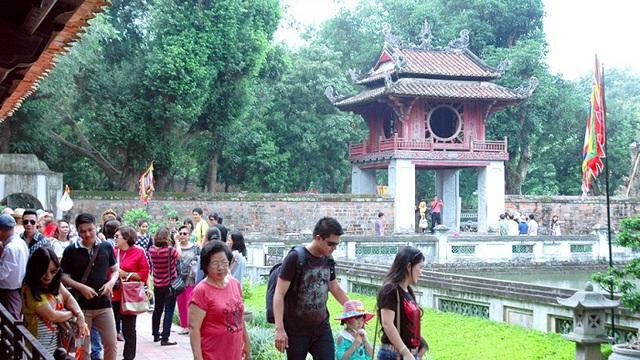 Từ 14/5, các di tích Hà Nội đồng loạt mở cửa đón khách tham quan trở lại
