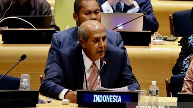 Indonesia nêu vụ tàu cá Trung Quốc ngược đãi ngư dân tại LHQ