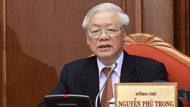 Trung ương ghi phiếu giới thiệu nhân sự quy hoạch Bộ Chính trị, Ban Bí thư khóa XIII