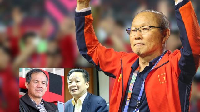 """Sau bầu Hiển, bầu Đức, bóng đá Việt Nam sẽ tiến gần World Cup hơn nhờ """"bầu Park"""""""