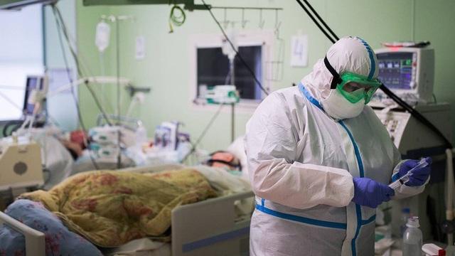 Vì sao 60% số ca nghi tử vong do Covid-19 ở Moscow không được tính?