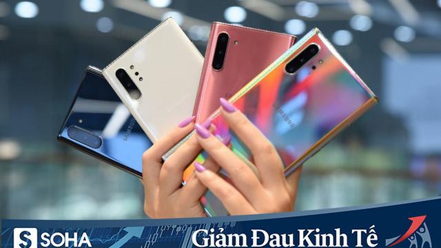 Chưa đầy một tuần, Galaxy Note 10 giảm giá xuống ngưỡng thấp chưa từng có