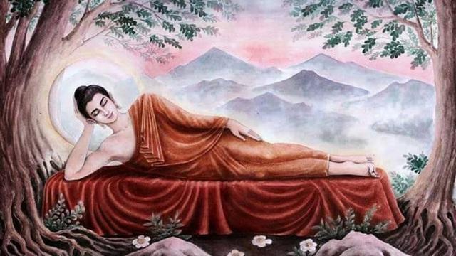 Hỏi Đức Phật về tư thế ngủ, môn đồ ngộ ra sâu sắc từ câu trả lời của Ngài