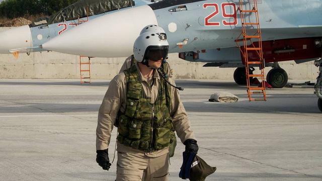 Tiết lộ thu nhập của phi công Nga tham chiến ở Syria: Rất bất ngờ khi so với Mỹ!