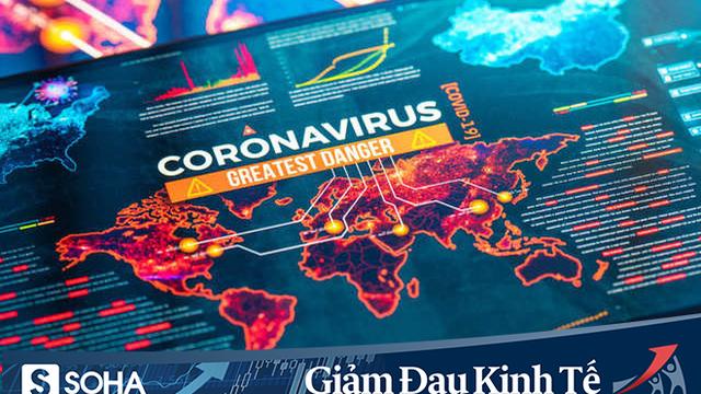 Covid-19: Kinh tế toàn cầu sụt giảm mạnh nhất từ Đại khủng hoảng, tồi tệ hơn nhiều năm 2008