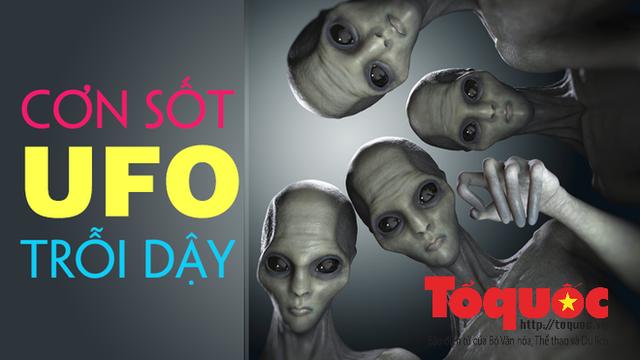 2 sự kiện UFO nổi tiếng nhất mọi thời đại tại Mỹ: Nhân chứng thấy gì?