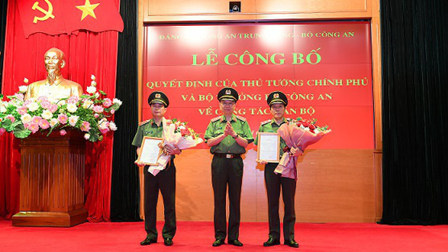 Trung tướng Lương Tam Quang làm Thủ trưởng Cơ quan An ninh điều tra, Bộ Công an