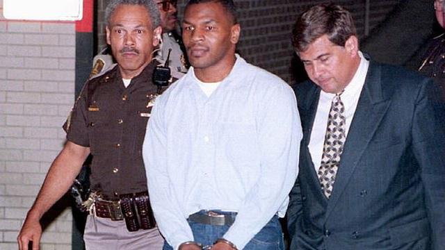 Thú vui kỳ quặc của Mike Tyson: 38 lần bị cảnh sát bắt vẫn thích đi xem bạn bè ăn trộm