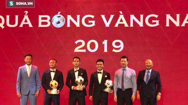 Vượt Quang Hải, Đỗ Hùng Dũng đoạt QBV Việt Nam lần đầu tiên trong sự nghiệp
