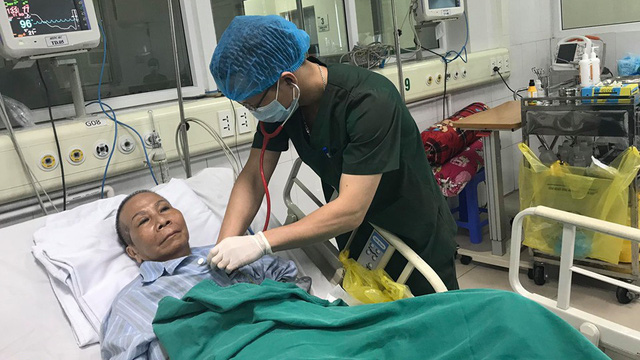 Sau 80 ngày điều trị, bệnh nhân số 19 mắc Covid-19 nặng nhất Việt Nam đã ra viện