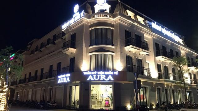 Phạt Thẩm mỹ viện AURA ở Cà Mau 120 triệu đồng vì hành nghề chui