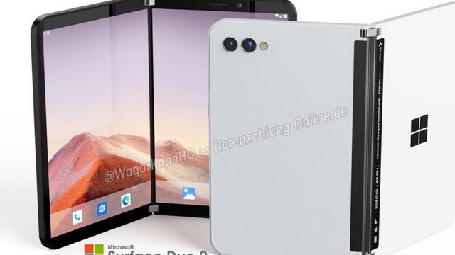 Đây có thể là chiếc smartphone Android đáng mong đợi nhất của Microsoft
