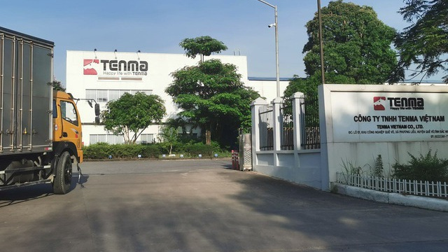 Tạm đình chỉ Vụ trưởng Vụ Dự toán thu thuế, người ký quyết định kiểm tra thuế đối với Công ty Tenma Việt Nam