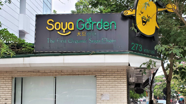 Xóa sổ loạt cửa hàng ở Hà Nội và TP HCM, Soya Garden còn cách nào thoát hiểm?