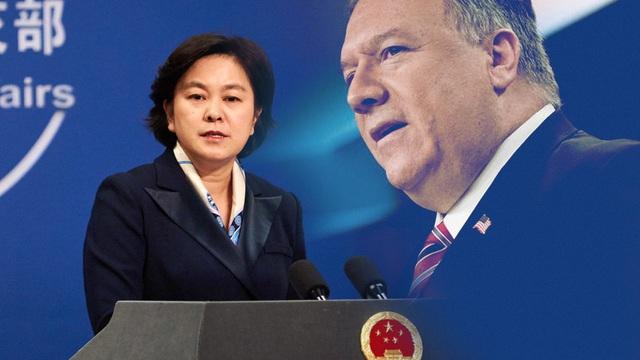 TQ nói Ngoại trưởng Mỹ không có bằng chứng SARS-CoV-2 rò rỉ từ phòng thí nghiệm Vũ Hán