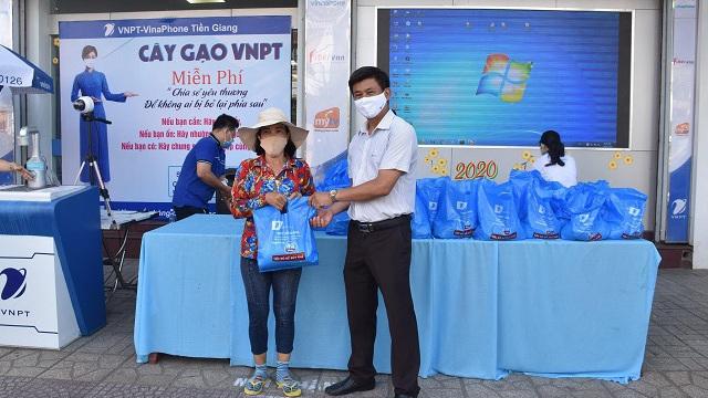 VNPT dành hơn 300 tỷ đồng hỗ trợ an sinh xã hội