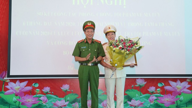 Hai tân Giám đốc Công an tỉnh Yên Bái, Quảng Ninh, một Cục trưởng được trao bổ nhiệm trong ngày 1/6