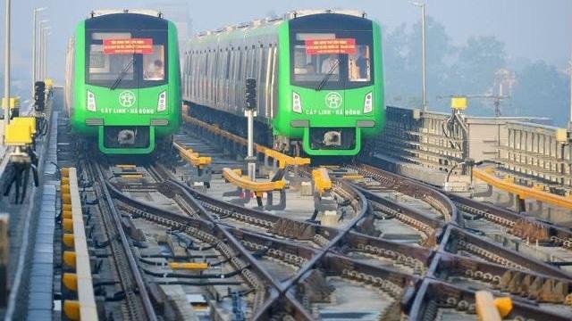 Ngoài đường sắt Cát Linh - Hà Đông, 3 tuyến đường sắt đô thị khác ở Hà Nội hiện ra sao?