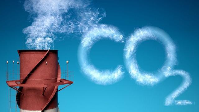 Phát hiện mới đáng sợ về nồng độ CO2 trong khí quyển