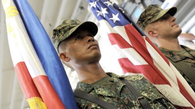 """Trung Quốc gia tăng sức ép ở Biển Đông khiến Philippines khó """"buông"""" Mỹ"""