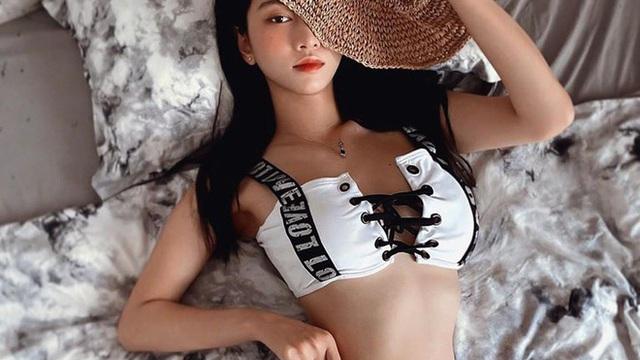 Hot girl đóng với Trung Ruồi: Lần đầu tiên trong đời tôi phải thay nhiều quần áo như thế