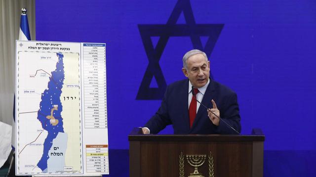 """Tuyên bố sáp nhập Bờ Tây: """"Kế"""" tranh thủ sự ủng hộ khi đối mặt hàng loạt cáo buộc của Thủ tướng Israel"""