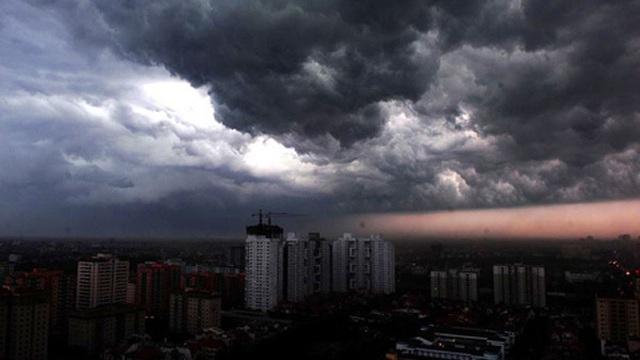 Hà Nội, các tỉnh Bắc Bộ có thể mưa rào và dông từ chiều tối nay, nắng nóng lại mở rộng từ ngày 11/6