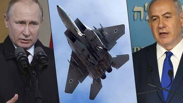 """Nghe lời Nga """"luôn có cửa sống"""", Israel nên """"tự cứu mình"""" bằng cách ngừng không kích Iran ở Syria?"""
