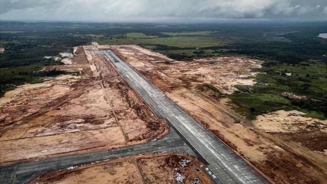Bí ẩn sân bay Trung Quốc ở Campuchia: Một thỏa thuận thuê đất quá bất thường