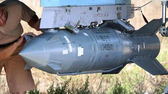 """Nga đưa hàng loạt bom nhiệt áp đến Syria để """"tất tay"""" với khủng bố?"""