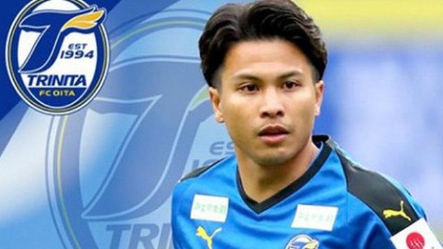 Sao Thái Lan, người từng gây sốc với cú tát Văn Hậu, bị CLB Nhật trả về sau một năm chơi bóng